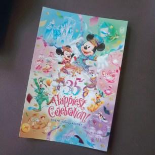 迪士尼度假區35周年紀念!生日快樂☆東京迪士尼樂園戰利品分享♪