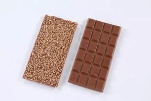 日本納豆遇上法國巧克力♡JEAN-PAUL HEVIN「板狀巧克力 焦糖鹽花佐納豆」