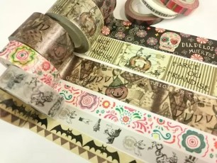 東京車站KITTE♡8月份紙膠帶祭典♬「Masking Tape Jamboree」