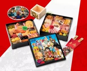 與草帽小子一行人一起迎接新年☆「ONE PIECE 航海王日本年菜2019」