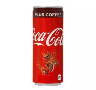 咖啡與可樂的奇蹟組合!「可口可樂PLUS COFFEE」全新推出