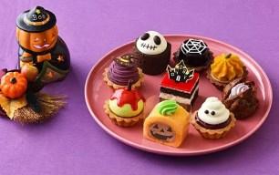 銀座Cozy Corner新品甜點♡3款期間限定萬聖節主題甜點10月19日起開賣!