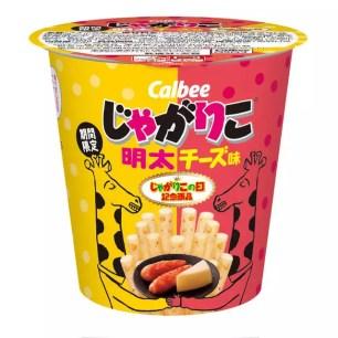 卡樂比「Jagarico 明太子起司味」期間限定復活販售☆