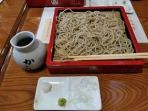 蕎麥麵的三巨頭・更科堀井:蕎麥麵☆(麻布十番)