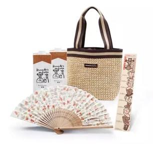 Komeda咖啡店2019年夏季數量限定☆「Summer Bag」受理預約中~