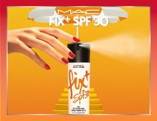 M•A•C「Prep Prime Fix+ SPF 30 Sun Spray」7/23新上市!官網線上同日販售