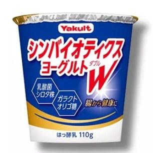 健康就從腸道開始!日本Yakult本社「Synbiotics 養樂多 W」改版換裝