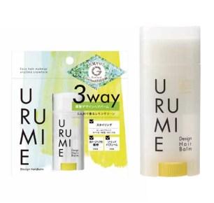 URUMIE「可用於全身!3way天然軟膏」