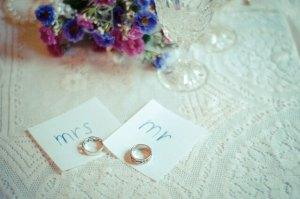 mrmrs結婚指輪