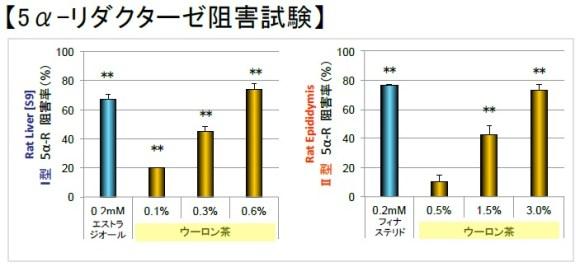 【薄毛(AGA)治療】ウーロン茶に育毛促進作用を確認 リーブ21が学会発表