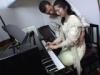 ピアノの音色と共に浸る快楽