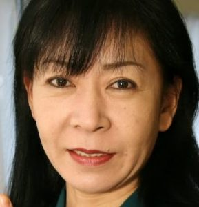 田端聡子 (たばたさとこ / Tabata Satoko)