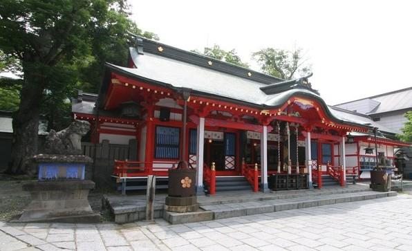 天神 深志神社