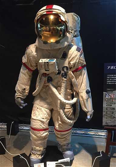 青少年科学館 宇宙イベント 宇宙服