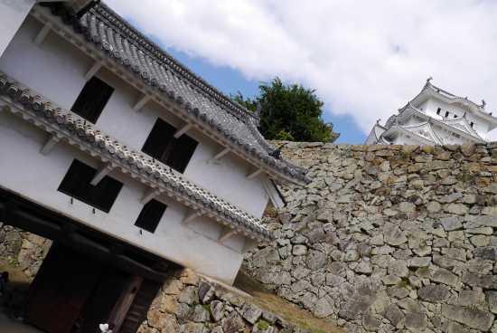 姫路城 ぬの門