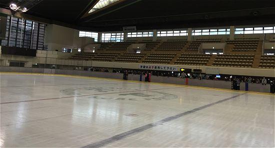 神戸スケートリンク