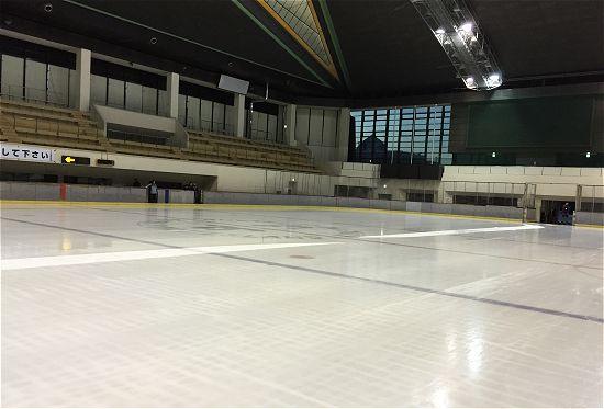 神戸スケート場
