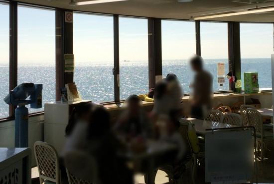 須磨海釣り公園 レストラン