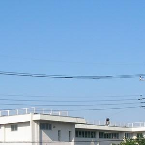2016-07-11_07:22 空模様 宇都宮