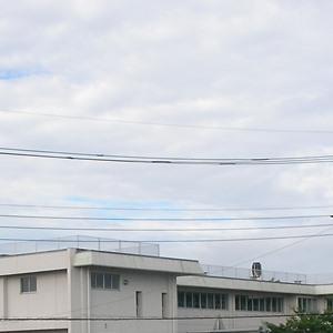 2016-08-01_07:14 空模様 宇都宮