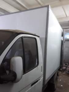 изотермический фургон газель