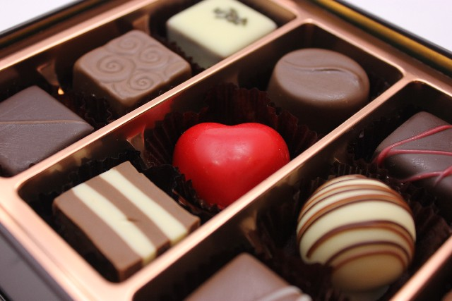 ニキビとチョコレート