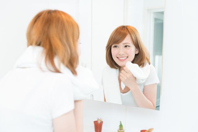 塩洗顔のやり方