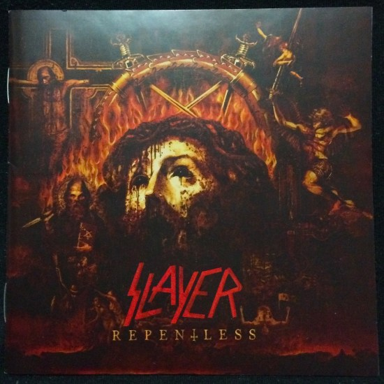 SLAYER- REPENTLESS
