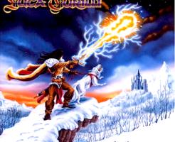 LUCA TURILLI - KING OF THE NORDIC TWILIGHT
