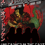 DOKKEN ライブ作品 「RETURN TO THE EAST LIVE 2016」