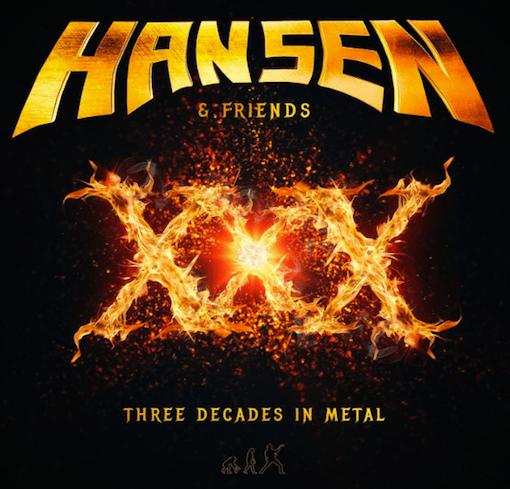 カイ・ハンセン ソロアルバム 「XXX - THREE DECADES IN METAL」