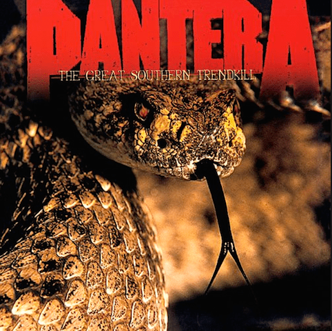 PANTERA - THE GREAT SOUTHERN TRENDKILL