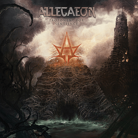 ALLEGAEON 「PROPONENT FOR SENTIENCE」