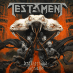 TESTAMENT 新作情報 「BROTHERHOOD OF THE SNAKE」