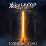 RHAPSODY OF FIRE 再録盤 「LEGENDARY YEARS」