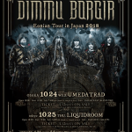 DIMMU BORGIR セットリスト「Eonian Tour in Japan 2018」