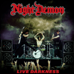 NIGHT DEMON ライブ作品「LIVE DARKNESS」
