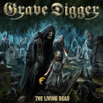 GRAVE DIGGER 新作情報「THE LIVING DEAD」