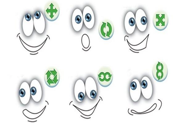 Гимнастика для глаз, профилактика сохранения зрения
