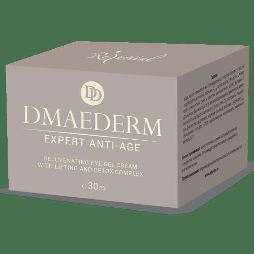 ДмаэДерм крем для век DMAEDERM от Реджувитал
