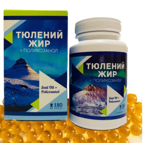Где купить Тюлений жир от Реджувитал полиненасыщенные кислоты Омега-3