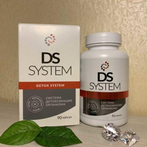 Упаковка 90 капсул DS Sysytem ДС Систем от компании Реджувитал