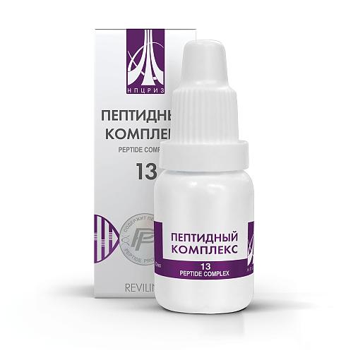 Купить пептид для кожи ПК-13 НПЦРИЗ
