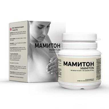 Купить БАД Мамитон для женской груди