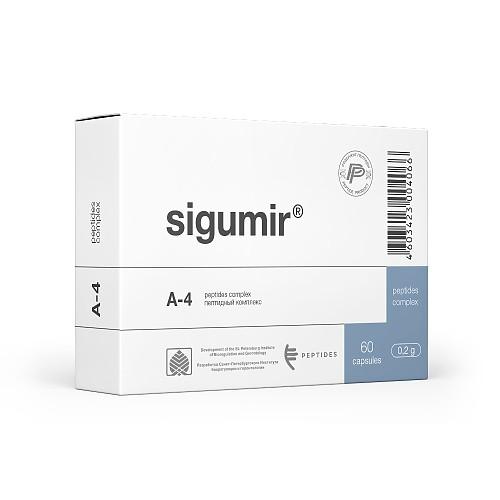 Сигумир пептид для суставов и позвоночника