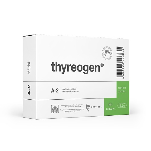 Пептид Тиреоген Thyreogen A-2 №60
