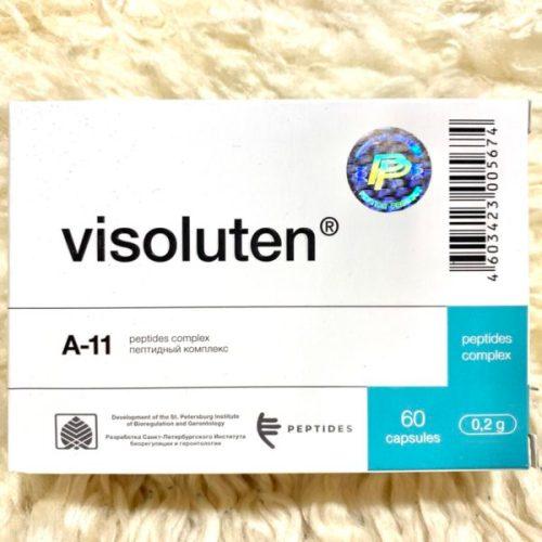 Купить Visoluten пептиды