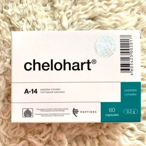 Челохарт А-14 пептиды Хавинсона