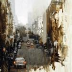Дождливый Сан-Франциско на полотнах Hsin-Yao Tseng