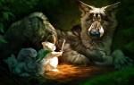 Сказочные иллюстрации Терезы Ларссон